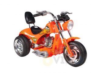 kids ride on motorcycle 12v hawk bmw orange 2