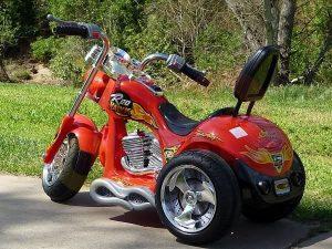 kids ride on motorcycle 12v hawk bmw red 14