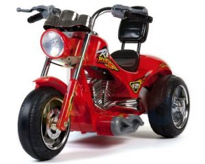 kids ride on motorcycle 12v hawk bmw red 4