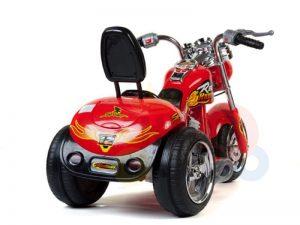 kids ride on motorcycle 12v hawk bmw red 6