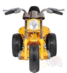 kids ride on motorcycle 12v hawk bmw yellow 10
