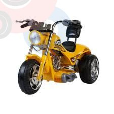 kids ride on motorcycle 12v hawk bmw yellow 13