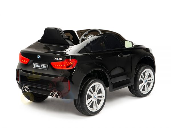 kidsvip bmw x6 kids ride on car black 10 1