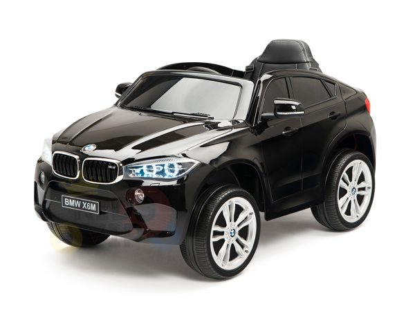 kidsvip bmw x6 kids ride on car black 5 1