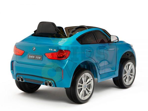 kidsvip bmw x6 kids ride on car blue 1 1