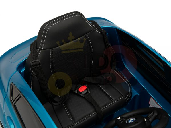 kidsvip bmw x6 kids ride on car blue 11 1