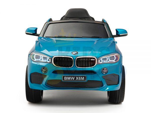 kidsvip bmw x6 kids ride on car blue 12 1