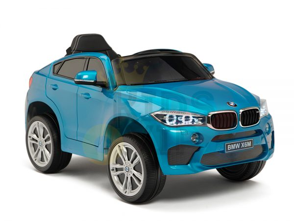 kidsvip bmw x6 kids ride on car blue 13 1