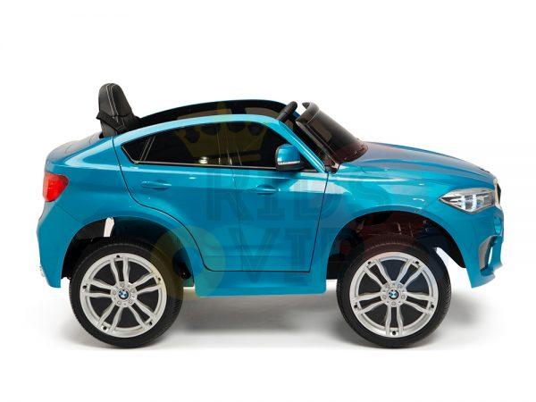 kidsvip bmw x6 kids ride on car blue 14 1