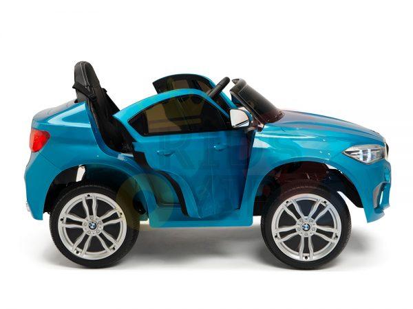 kidsvip bmw x6 kids ride on car blue 15 1