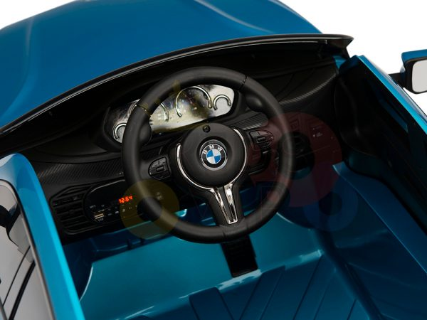 kidsvip bmw x6 kids ride on car blue 3 1