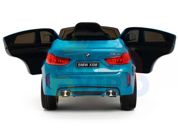 kidsvip bmw x6 kids ride on car blue 5 1
