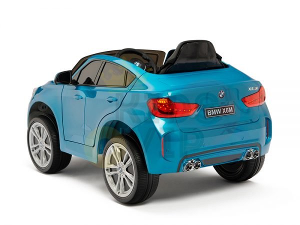 kidsvip bmw x6 kids ride on car blue 6 1