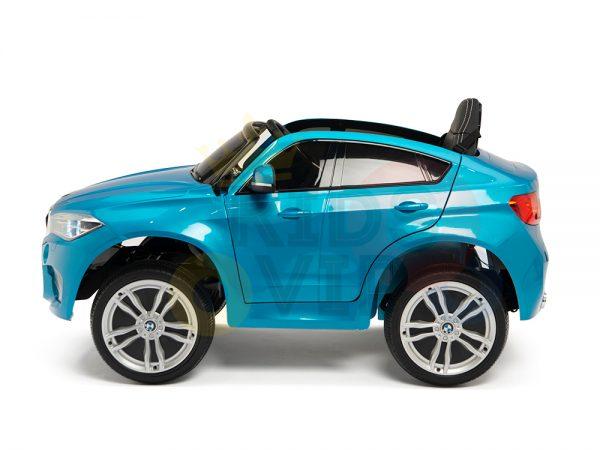 kidsvip bmw x6 kids ride on car blue 7 1
