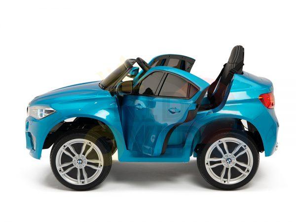 kidsvip bmw x6 kids ride on car blue 8 1