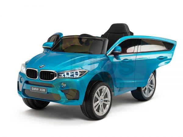 kidsvip bmw x6 kids ride on car blue 9 1
