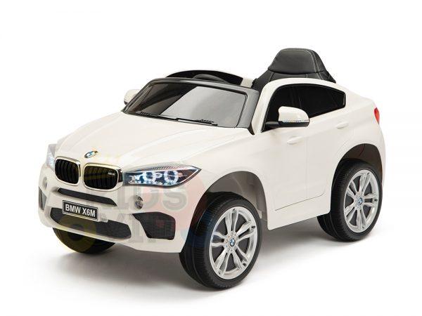 kidsvip bmw x6 kids ride on car white 2 1
