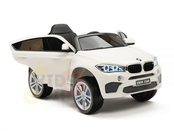 kidsvip bmw x6 kids ride on car white 6 1