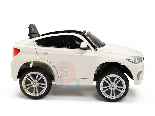 kidsvip bmw x6 kids ride on car white 7 1