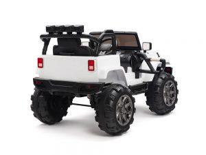 kidsvip big wheels 12v ride on truck jeep 1
