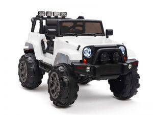 kidsvip big wheels 12v ride on truck jeep 13