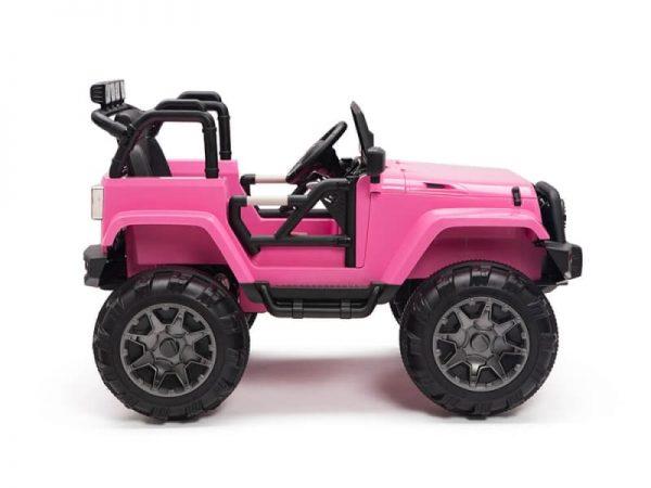 kidsvip big wheels 12v ride on truck jeep 17