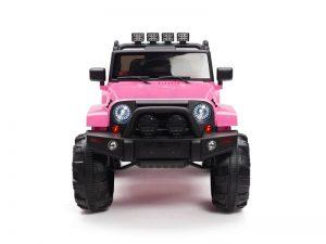 kidsvip big wheels 12v ride on truck jeep 18