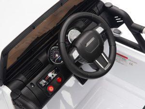 kidsvip big wheels 12v ride on truck jeep 2