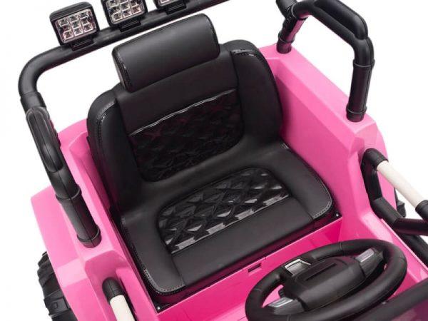 kidsvip big wheels 12v ride on truck jeep 20