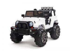 kidsvip big wheels 12v ride on truck jeep 21