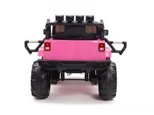 kidsvip big wheels 12v ride on truck jeep 24