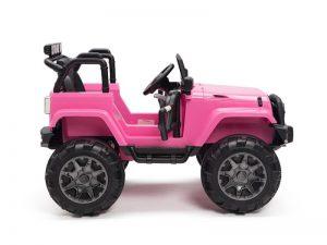 kidsvip big wheels 12v ride on truck jeep 28