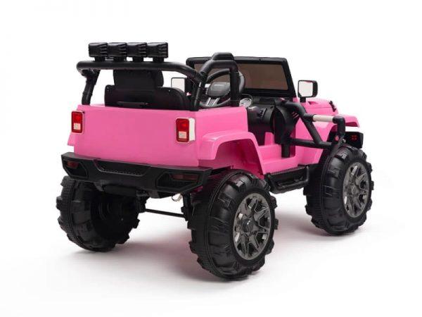 kidsvip big wheels 12v ride on truck jeep 29