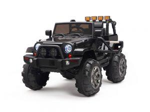 kidsvip big wheels 12v ride on truck jeep 31