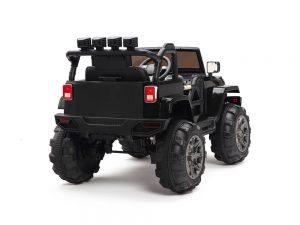 kidsvip big wheels 12v ride on truck jeep 35