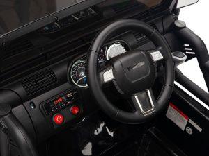 kidsvip big wheels 12v ride on truck jeep 36