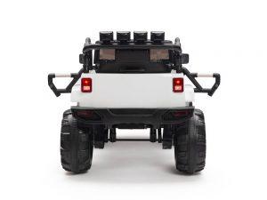 kidsvip big wheels 12v ride on truck jeep 5