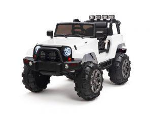 kidsvip big wheels 12v ride on truck jeep 7