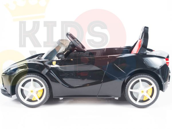 kidsvip laferrari 12 kids and toddlers ride on car with rc red 10 1