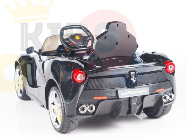 kidsvip laferrari 12 kids and toddlers ride on car with rc red 12 1