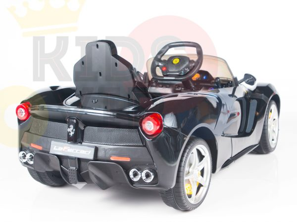 kidsvip laferrari 12 kids and toddlers ride on car with rc red 20 1