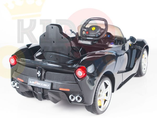 kidsvip laferrari 12 kids and toddlers ride on car with rc red 21 1