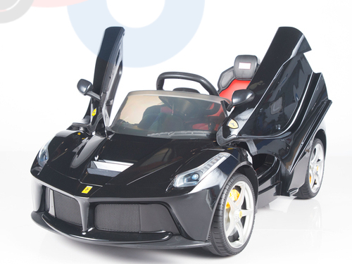 kidsvip laferrari 12 kids and toddlers ride on car with rc red 32 1
