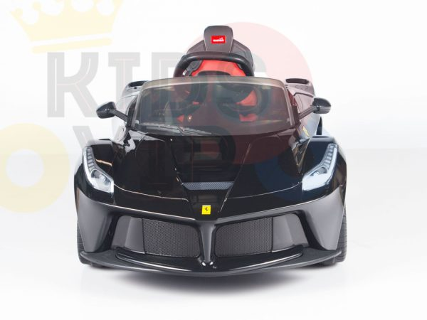 kidsvip laferrari 12 kids and toddlers ride on car with rc red 33