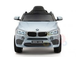 kidsvip bmw x6 kids ride on car silver 1 1