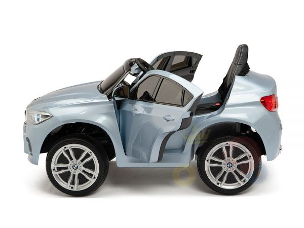 kidsvip bmw x6 kids ride on car silver 12 1