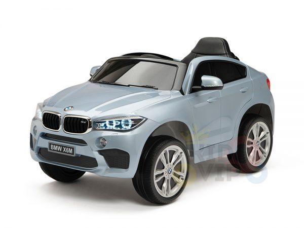 kidsvip bmw x6 kids ride on car silver 14 1