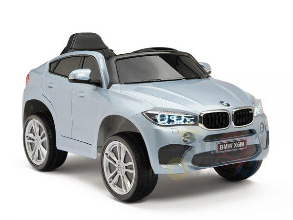kidsvip bmw x6 kids ride on car silver 4 1