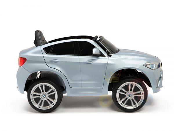kidsvip bmw x6 kids ride on car silver 5 1