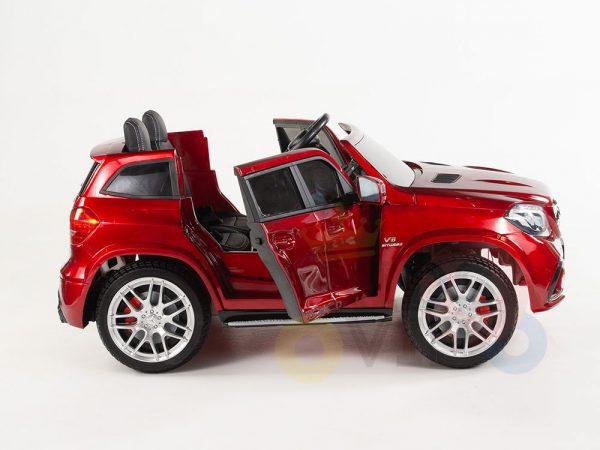 2 Seats Licensed Eva 4WD Mercedes Benz GLS 2X12V Kids Ride On Car / SUV with RC